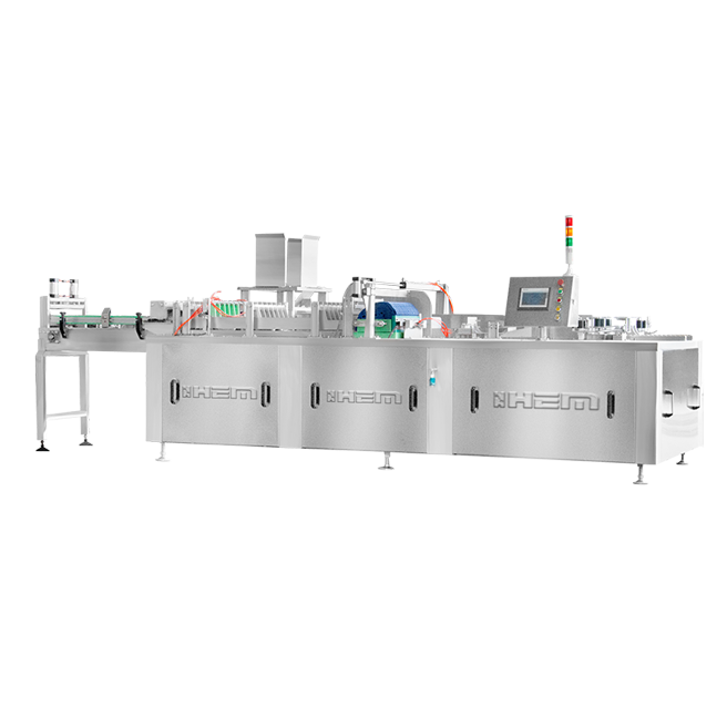 Beer Cans Carton Packing Machine