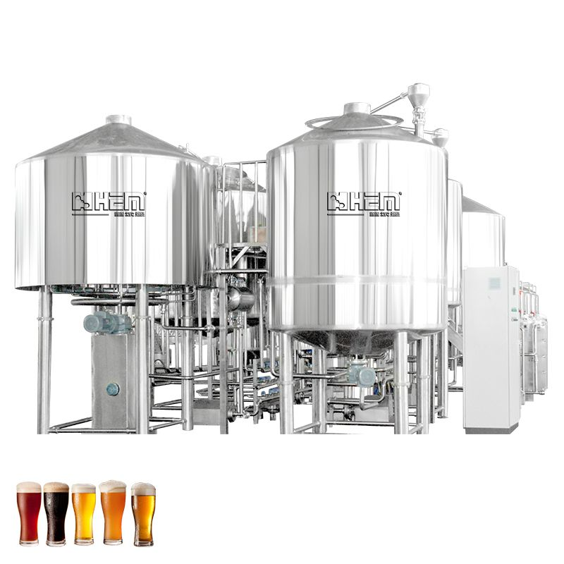 5000L Beer Brewing Equipment