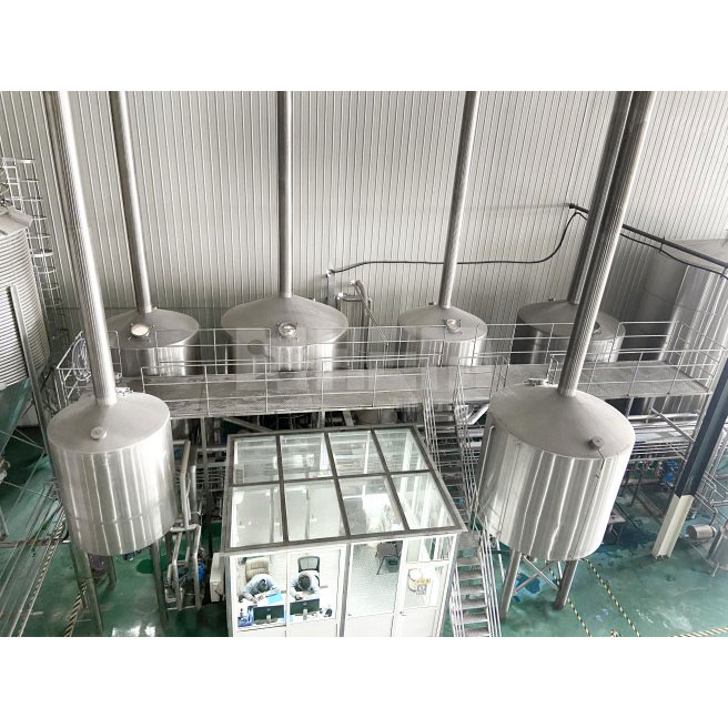 10000L(10T) Beer Brewing Equipment