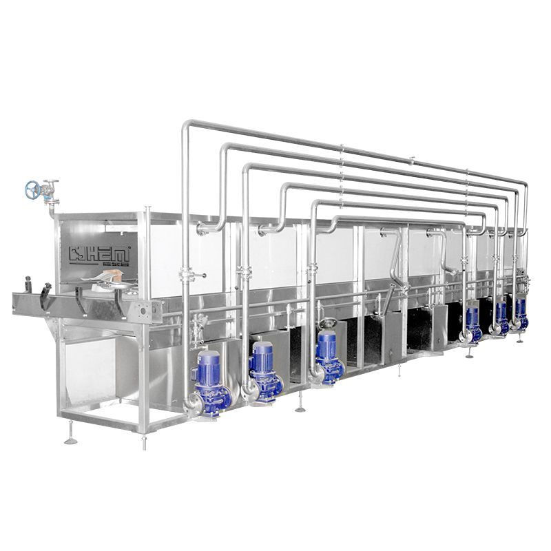 Beer Tunner Pasteurizer
